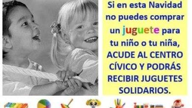 """Photo of Campaña Solidaria en Benavente: """"Un juguete, la sonrisa de un niño""""."""
