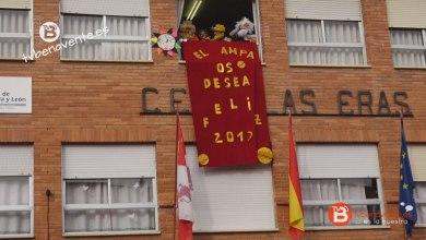 Photo of VIDEO: Los Reyes Magos han llegado al Colegio Las Eras de Benavente