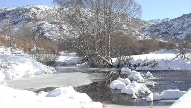 Photo of Mañana se esperan acumulaciones de nieve de 18 centímetros en Sanabria