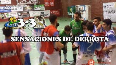 Photo of El Albense salva un empate que era una clara victoria del Vilken Mañanes