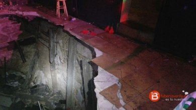 Photo of GALERÍA: Doce heridos al hundirse el suelo de un bar de Villafáfila