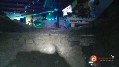 Photo of VIDEO: El suelo de un bar de Villafáfila se hunde dejando doce heridos