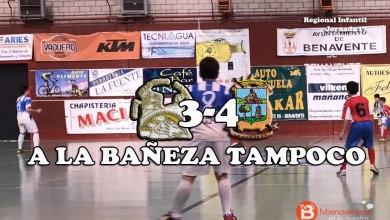 Photo of Chapistería Macías, sorprendido por La Bañeza que llegó a ir 0-4
