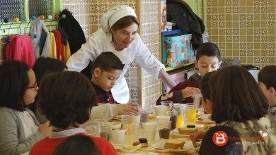 """Photo of GALERÍA: El Colegio Virgen de la Vega participa en los """"Desayunos Saludables"""""""