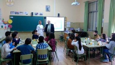 """Photo of El programa de """"Desayunos Saludables"""" comienza en el Colegio Fernando II"""