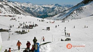 Photo of Casi 13.000 esquiadores en las estaciones leonesas durante el fin de semana