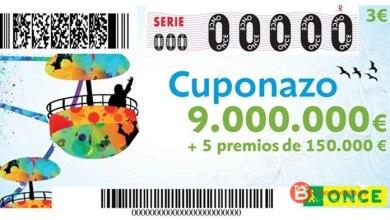 Photo of El Cuponazo de la ONCE reparte 250.000 € en la provincia de León