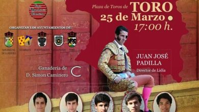 "Photo of Padilla, presente en la Gran Final del VI Bolsín Taurino ""Tierras de Zamora"""