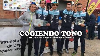 Photo of El Triatlón Benavente va acumulando kilómetros y probando podiums