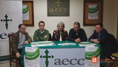 """Photo of Presentada la IV Marcha """"Maroma Solidaria"""" en favor de la AECC de Benavente"""