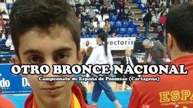 Photo of Salvador Rodríguez se trae un bronce del Campeonato de España para Benavente