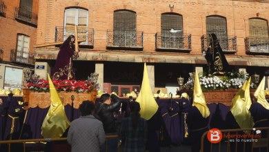 Photo of VIDEO: Procesión del Encuentro, Semana Santa Benavente