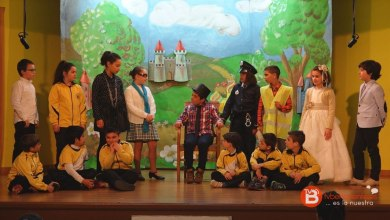 Photo of GALERÍA: Continúan las actuaciones por las XIX Jornadas Literarias