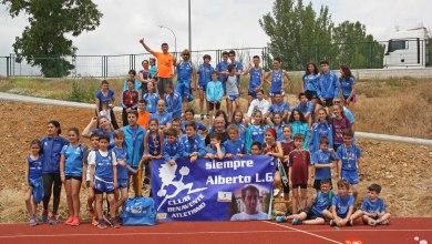Photo of El Benavente atletismo celebró la I Convivencia en la Ciudad Deportiva