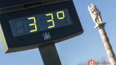 Photo of Benavente mañana alcanzará una temperatura de 33 grados