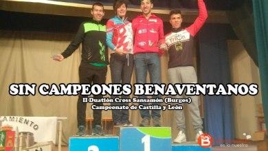 Photo of Un octavo puesto de Javi Castro lo mejor del Triatlón Benavente