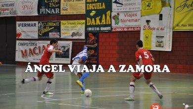 Photo of Ángel Jiménez firmará en los próximos días con el F.S Zamora