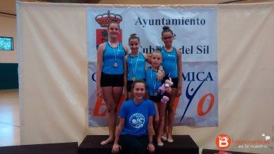 Photo of El Rítmica Benavente consigue tres pódiums en el último torneo