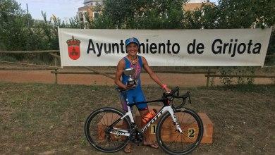 Photo of María José García vence en la primera prueba puntuable del Triatlón