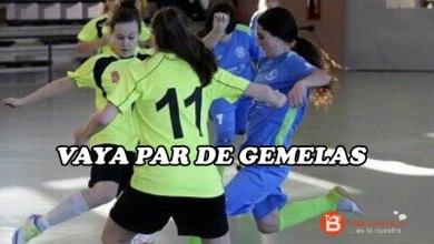 Photo of Las gemelas Laura y Silvia Grande también serán jugadoras atléticas