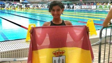Photo of Aitana Gutiérrez deja huella en el Campeonato de España de Natación