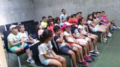 Photo of Los participantes del Campamento Urbano visitan el CIR de Benavente