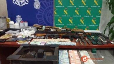 Photo of Desarticula una organización criminal dedicada al tráfico de drogas
