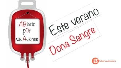 Photo of Donaciones de sangre mañana por la tarde en el Centro de Salud Sur