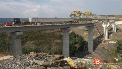 Photo of Finaliza la construcción del viaducto de Otero de Sanabria para el AVE