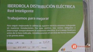 Photo of Nuevos cortes de luz para el miércoles y el viernes en Benavente