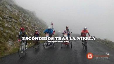 Photo of La niebla protagonista ayer en el Boucharo. Hoy toca el Col D'Aubisque