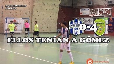 Photo of El meta Gómez salvó al Guardo de la derrota ante el Desguaces Casquero