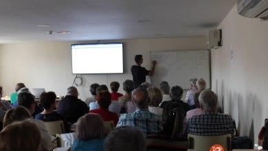 Photo of Comienzo del curso en la Universidad de la Experiencia en Benavente