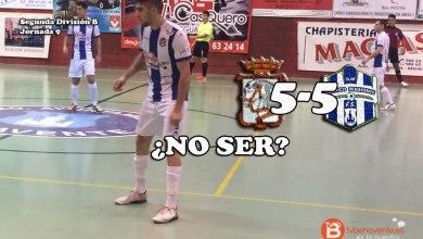 Photo of El Desguaces Casquero pierde en Cuéllar con un 3-5 a falta de un minuto