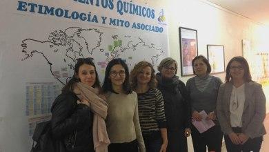 Photo of Exposición de trabajos de la semana de la ciencia en el IES Los Sauces