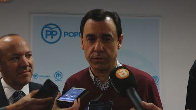 Photo of Fernando Martínez Maíllo habla de las grabaciones al alcalde de Benavente, Luciano Huerga