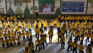 Photo of El Colegio Virgen de la Vega celebra el Día de la Paz