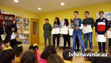 Photo of Obras cantadas de romances de ciego en el Colegio Virgen de la Vega
