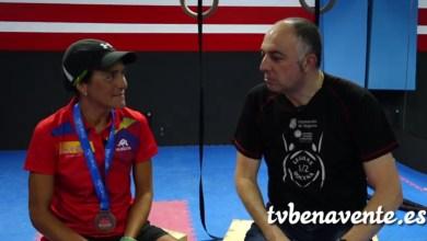 Photo of Pepa García consigue la medalla de bronce en el Campeonato de España