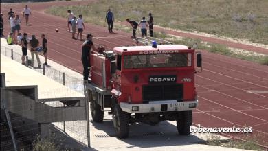 Photo of Pruebas físicas para optar a bombero conductor en Benavente