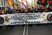 Photo of Jusapol Zamora se manifiesta en Madrid