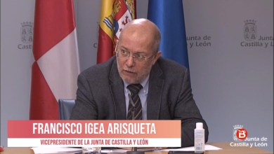Photo of Francisco Igea y Verónica Casado, actualidad COVID-19 en Castilla y León