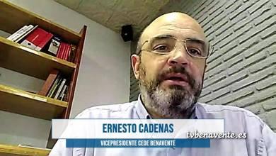 Photo of Ernesto Cadenas nos habla de cómo abrirán los comercios de Benavente