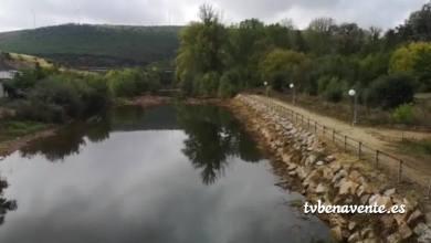 Photo of Las aguas del Eria recobran su curso habitual con las recientes lluvias y entrada del otoño