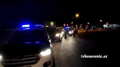 Photo of Controles policiales por la primera noche del toque de queda en la provincia de Zamora