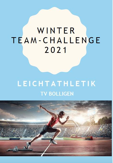 Winter Team-Challenge Woche 4
