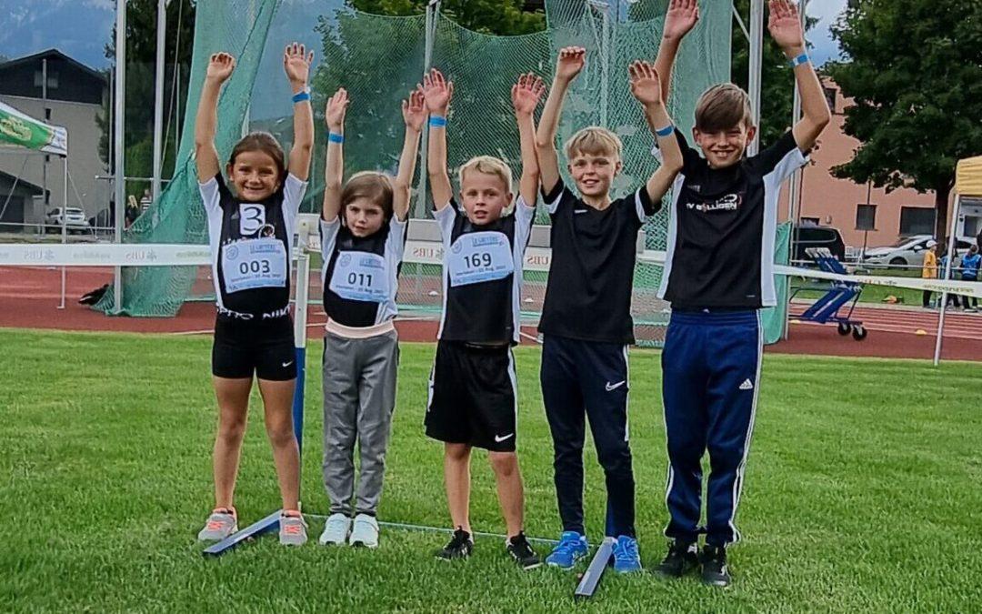 Kantonalfinal 1'000m Mille Gruyère