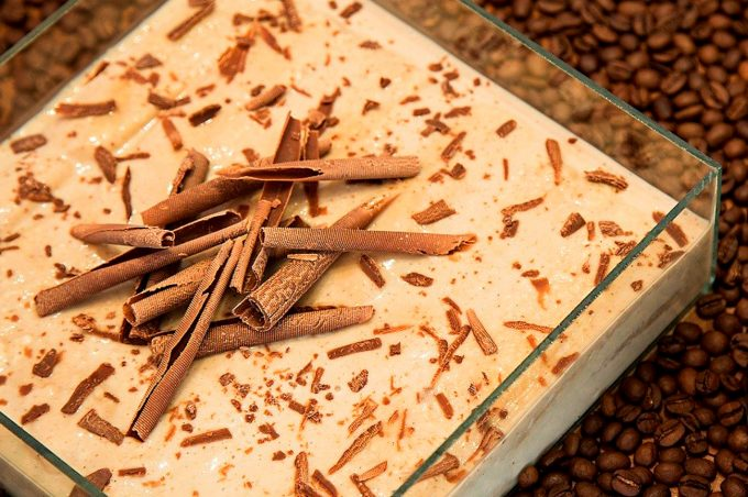 Tiramisu de café da chef Cinthya Maggi