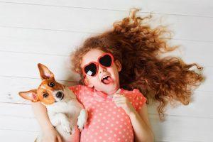 A importância dos animais para as crianças por Marcos Fernandes