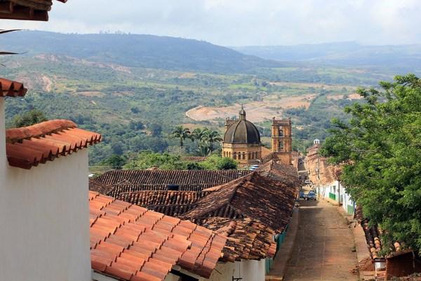 Tv Catia Fonseca Lua de mel: Os 8 destinos mais românticos - Barichara, Colombia